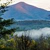 Chimney Mt Dawn